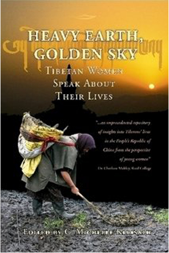 A book written by Tibetan women with stories from their lives.