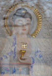 Gilt Buddha for sale